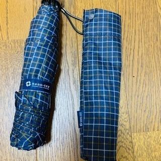 折りたたみ傘(黒)