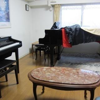 ピアノ伴奏をします(0〜)