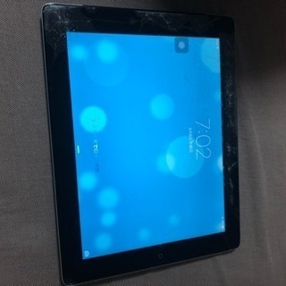 iPad3世代Wi-Fi + Cellular 画面割れ