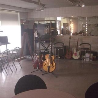 島根県大田市大田町でギター教室をやっています。 大畑音楽教室です。
