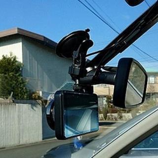 【施工サポート】ドライブレコーダー取り付け、お助け致します