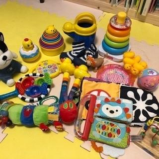 0・1歳児向けおもちゃ色々