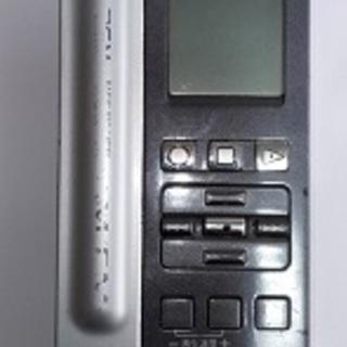 ICレコーダー ICR-RS110M AM・FMラジオ付き