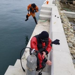 潜水士見習い 一般作業員募集み、未経験歓迎