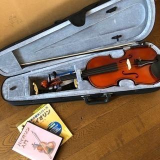 バイオリン  初心者用 入門セット