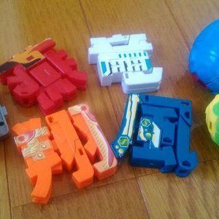変身系おもちゃ色々