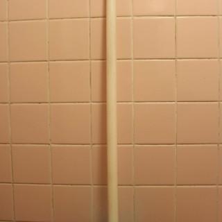 プラスチック製の湯かき棒