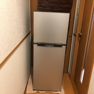 2017年製 2ドア 冷蔵庫【お取引中】