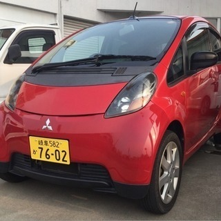 岐阜 三菱 i(あい) 車検31年12月15日 支払総額130,...