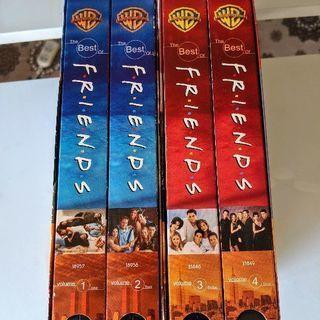 VHSビデオテープ フレンズ