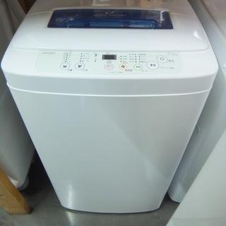 Haier 4.2kg洗濯機 JW-K42H 風乾燥 お急ぎコー...