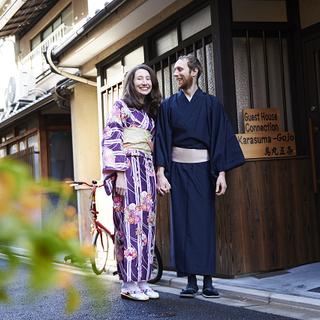京町家ゲストハウス等の宿泊施設の運営業務(マネージャー候補募集)