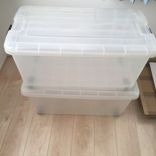 収納ボックス 蓋つき コロ付き 収納ケース 衣類収納 押入れ収納...