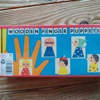 指人形 値下げ