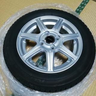 【中古】冬タイヤ 155/65R14 75Q BRIDGESTO...