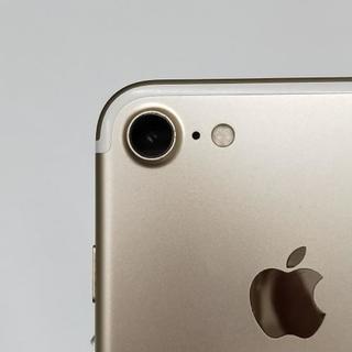 SIMフリー iPhone 7 32GB Gold 美品 バッテリー82% - 売ります・あげます