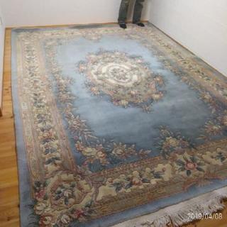 中国段通の絨毯