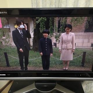 シャープ液晶テレビ亀山モデルLC-32D10