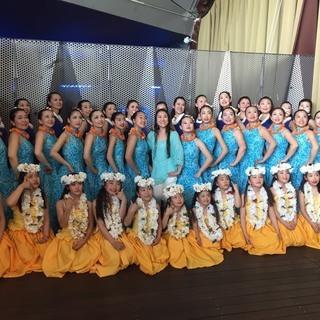 初心者さん大歓迎♪楽しく踊る本格的なフラダンス