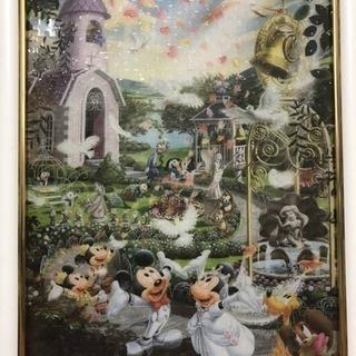 ディズニーパズル【ウェディング】