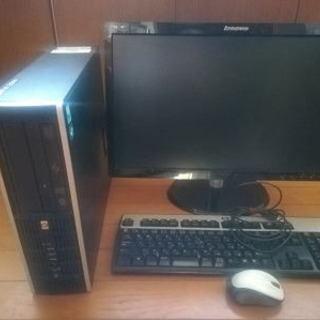 デスクトップパソコン HP Compaq 6000 pro sf