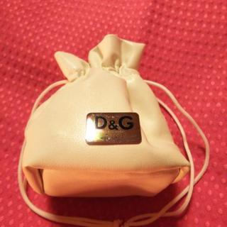D&G巾着