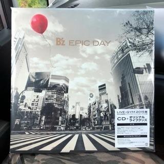 EPIC DAY(LIVE-GYM2015盤)/B'z