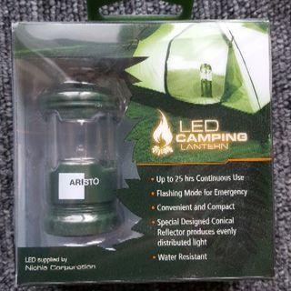 【未使用新品】LED ランタンキーホルダー