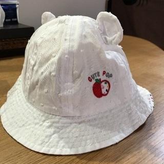 夏用帽子 UVケア (値下げ)