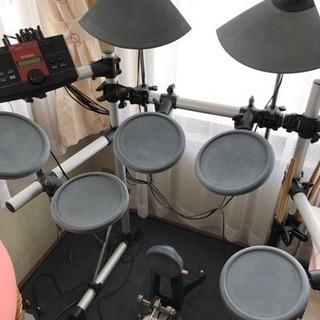 YAMAHA 電子ドラムセット