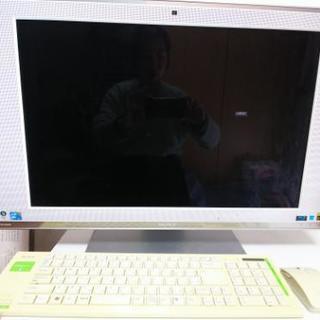 大型モニターパソコン windowsvista