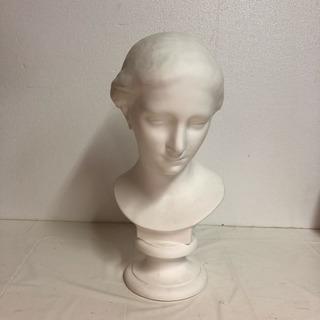 石膏像  女性像  デッサン オブジェ