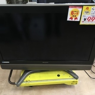 福岡 早良区 原 SHARP 37インチ液晶テレビ 2006年製