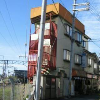 貸事務所 貸店舗 斑鳩町 JR法隆寺駅徒歩2分 阿波太子ビル3階ワ...