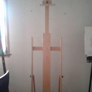 木製大型アトリエ,イ-ゼル