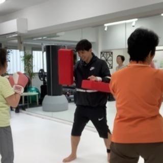 女性のためのキックボクシングスタジオ『Studio MUSUBI』
