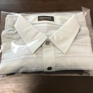 紳士長袖ポロシャツ サイズL 新品