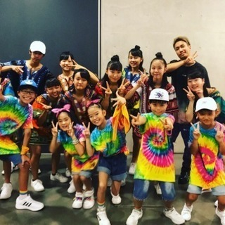 キッズダンススタジオ ヒップホップDANCE始めたい子大募集☆