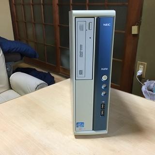 デスクトップパソコン スモールタイプ