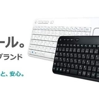 【新品】Logicool ロジクール ワイヤレス タッチキーボー...