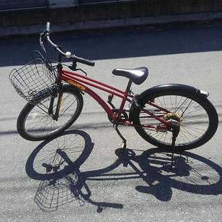 アサヒ購入 ジュニア自転車24インチ 交渉中