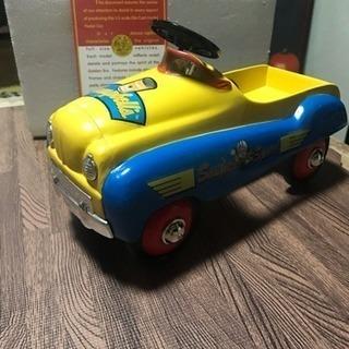 キャンベル ビンテージ ペダルカー