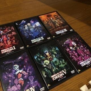機動戦士ガンダム ジ・オリジン1〜6 DVD