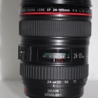 ❤️超極上美品❤️Canon EF 24-105mm F4L I...