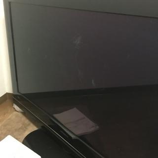 プラズマテレビ wooo 46型