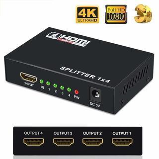 HDMI分配器 HDMIスプリッター 1入力4出力