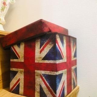 ユニオンジャックのボックス