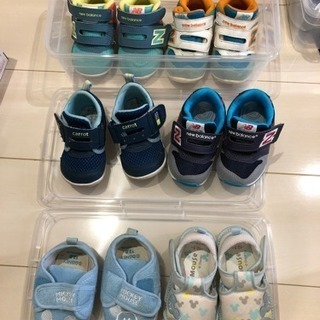 ニューバランス 子ども靴11.5~12.5