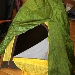 テント 美品ですが中古です。RIPEN エアライズ2