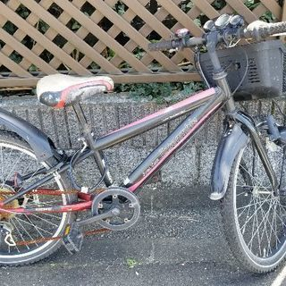 22インチ 2,000円 練習用 お引き取り限定 子ども自転車